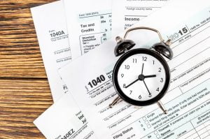 IRS tax file